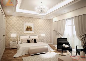 Gợi ý cách lựa chọn màu sơn tường phù hợp cho phòng ngủ