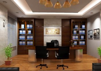 Lưu ý phong thủy khi thiết kế nội thất văn phòng cho giám đốc