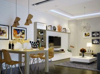 Dịch vụ thiết kế nội thất chung cư đẹp, độc, khoa học